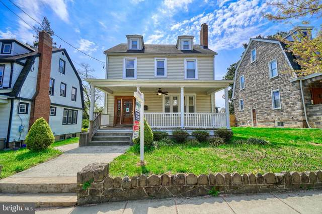 1304 Farragut Street NW, WASHINGTON, DC 20011 (#DCDC519006) :: Dart Homes