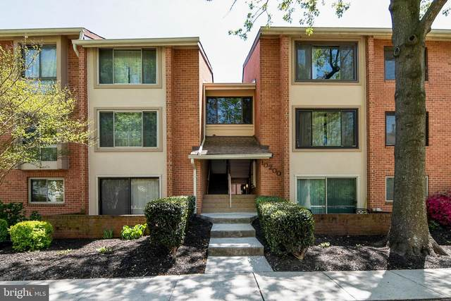 10200 Bushman Drive #104, OAKTON, VA 22124 (#VAFX1196616) :: Ram Bala Associates | Keller Williams Realty