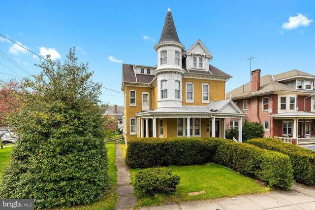 207 N Reading Avenue, BOYERTOWN, PA 19512 (#PABK376606) :: Colgan Real Estate