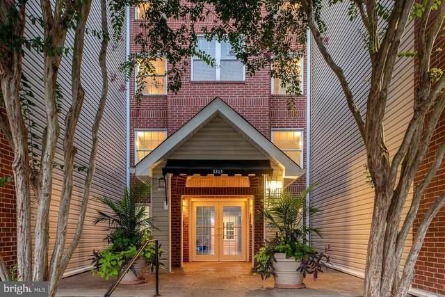 3315 Wyndham Circle #4221, ALEXANDRIA, VA 22302 (#VAAX258980) :: Corner House Realty