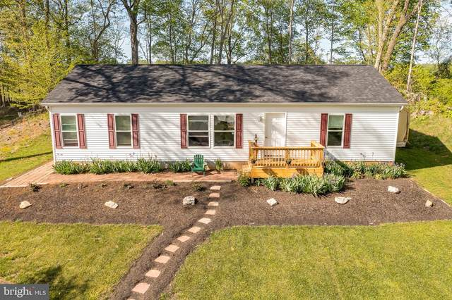 921 Emerson, FALLING WATERS, WV 25419 (#WVBE185568) :: Dart Homes