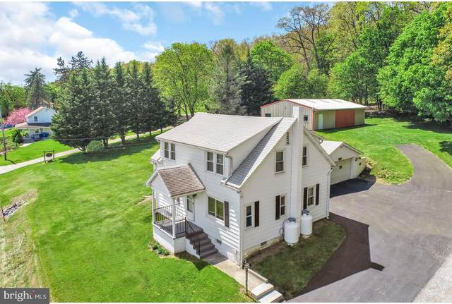 596 Rockville Road, SPRING GROVE, PA 17362 (#PAYK157232) :: The Lutkins Group