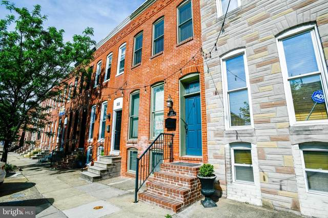 109 N Montford Avenue, BALTIMORE, MD 21224 (#MDBA548716) :: ExecuHome Realty