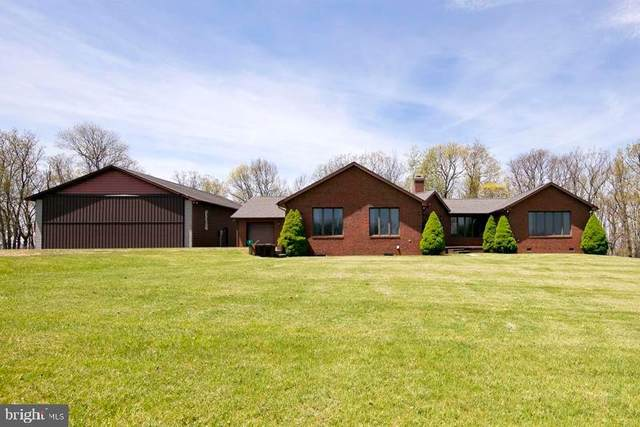 7 Nathaniel Drive, ROMNEY, WV 26757 (#WVHS115600) :: The Mike Coleman Team