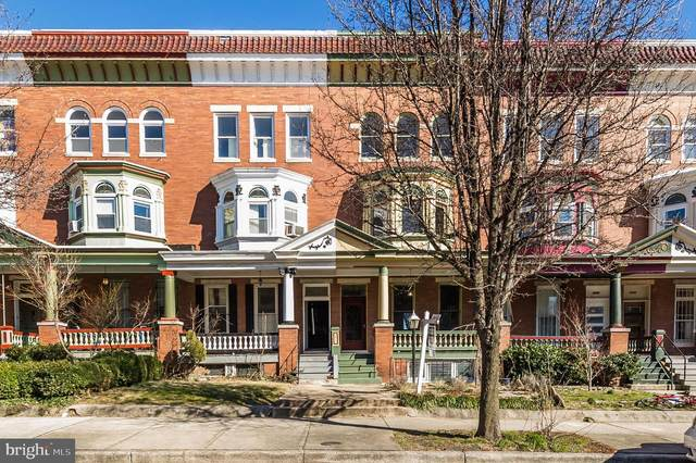 2707 N Calvert Street, BALTIMORE, MD 21218 (#MDBA548722) :: Corner House Realty