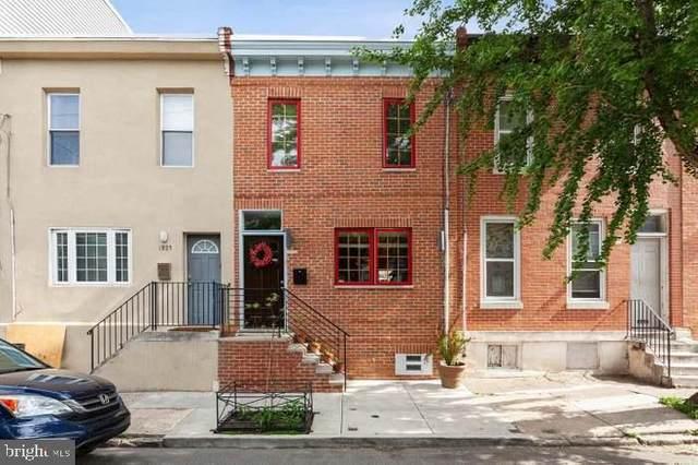 1923 Ellsworth Street, PHILADELPHIA, PA 19146 (#PAPH1011138) :: John Lesniewski | RE/MAX United Real Estate