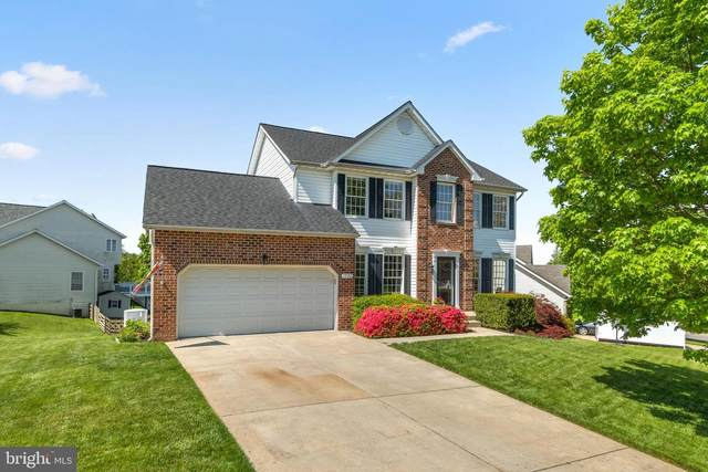 1502 Summer Sweet Lane, MOUNT AIRY, MD 21771 (#MDCR204088) :: Corner House Realty