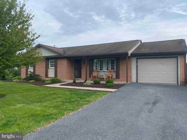 1 Rusty Drive, MECHANICSBURG, PA 17050 (#PACB134320) :: John Lesniewski | RE/MAX United Real Estate