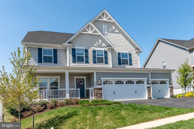 408 Potomac View Parkway, BRUNSWICK, MD 21716 (#MDFR281500) :: Bob Lucido Team of Keller Williams Lucido Agency