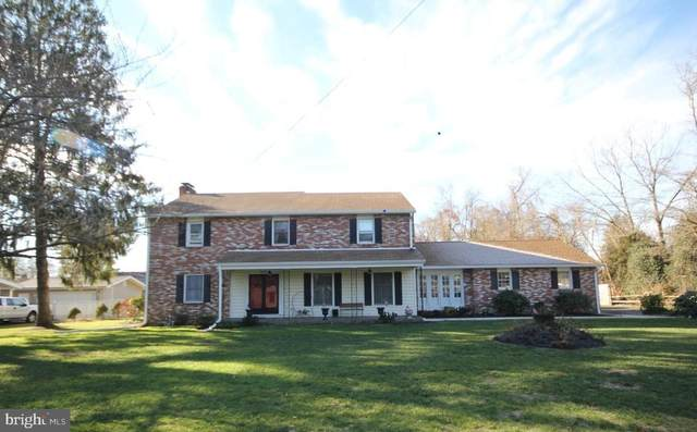 17 Blackwood Drive, EWING, NJ 08628 (#NJME311512) :: RE/MAX Main Line