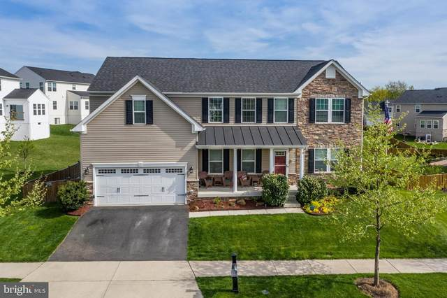 114 Eisentown Drive, LOVETTSVILLE, VA 20180 (#VALO436930) :: The Putnam Group