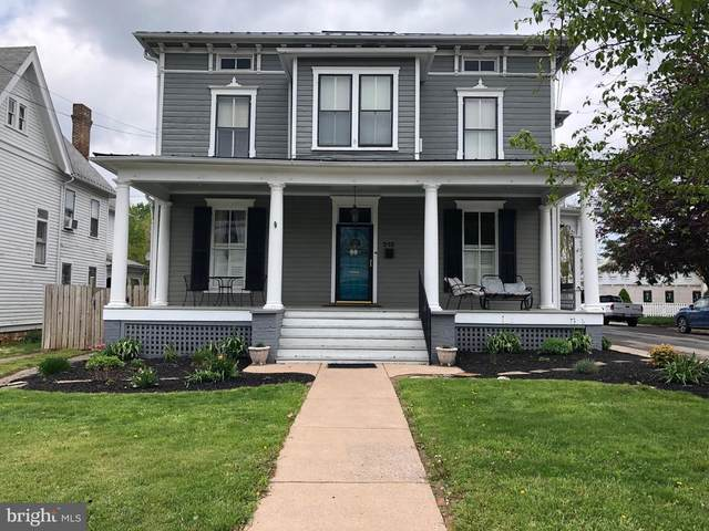 310 Amherst Street, WINCHESTER, VA 22601 (#VAWI116110) :: Bruce & Tanya and Associates