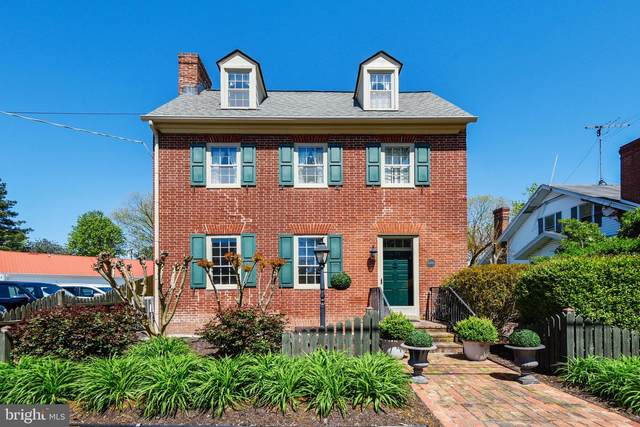 4011 Main Street, TRAPPE, MD 21673 (#MDTA140998) :: Bruce & Tanya and Associates