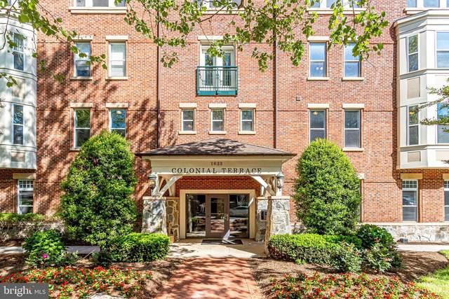 1633 N Colonial Terrace #207, ARLINGTON, VA 22209 (#VAAR180422) :: John Lesniewski | RE/MAX United Real Estate