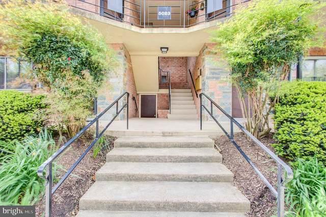 5023 Sentinel Drive #123, BETHESDA, MD 20816 (#MDMC755412) :: Corner House Realty