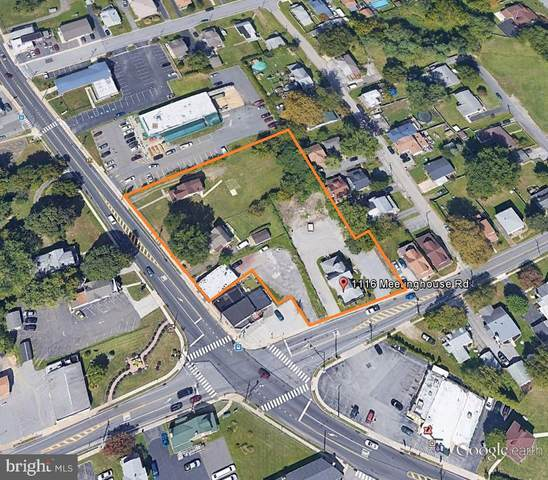 2600 Block Chichester Avenue, BOOTHWYN, PA 19061 (#PADE544734) :: Blackwell Real Estate