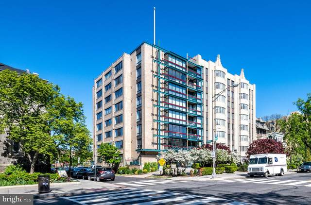 1520 16TH Street NW #301, WASHINGTON, DC 20036 (#DCDC519070) :: ExecuHome Realty