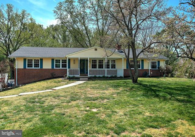 1614 Belvue Drive, FOREST HILL, MD 21050 (#MDHR259286) :: Shawn Little Team of Garceau Realty