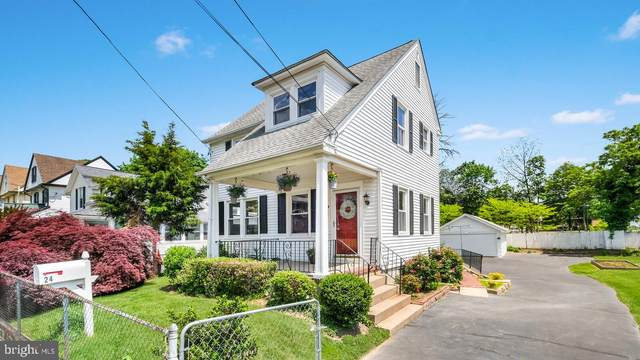 24 N Penn Street, HATBORO, PA 19040 (#PAMC690998) :: Bowers Realty Group