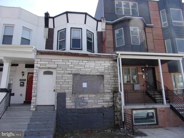 5612 Catharine Street, PHILADELPHIA, PA 19143 (#PAPH1011266) :: The Dailey Group