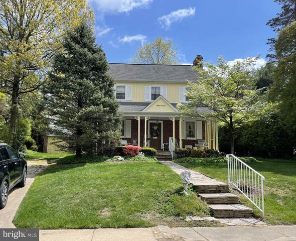 819 Tred Avon Road, BALTIMORE, MD 21212 (#MDBC527120) :: The Matt Lenza Real Estate Team