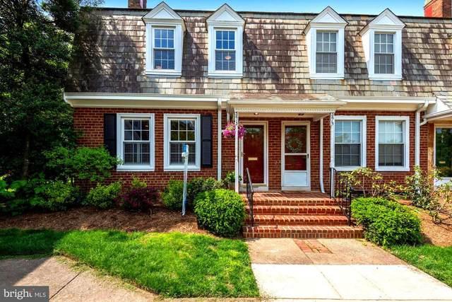 3613 S Wakefield Street, ARLINGTON, VA 22206 (#VAAR180432) :: Corner House Realty