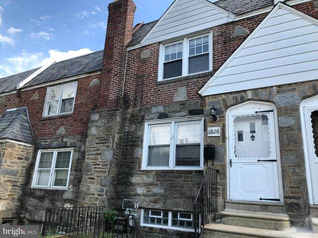 6826 Radbourne Road, UPPER DARBY, PA 19082 (#PADE544738) :: Century 21 Dale Realty Co