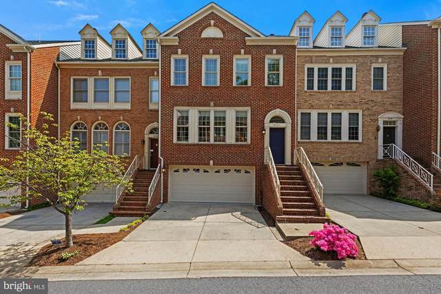 9721 Whitley Park Place Th-8, BETHESDA, MD 20814 (#MDMC755430) :: Corner House Realty