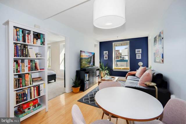 52 Quincy Place NW #104, WASHINGTON, DC 20001 (#DCDC519088) :: ExecuHome Realty
