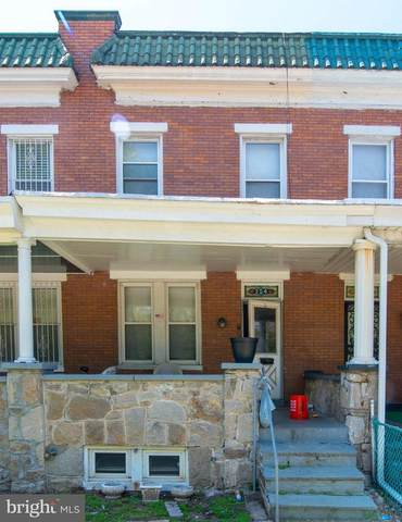 254 N Hilton Street, BALTIMORE, MD 21229 (#MDBA548760) :: Dart Homes