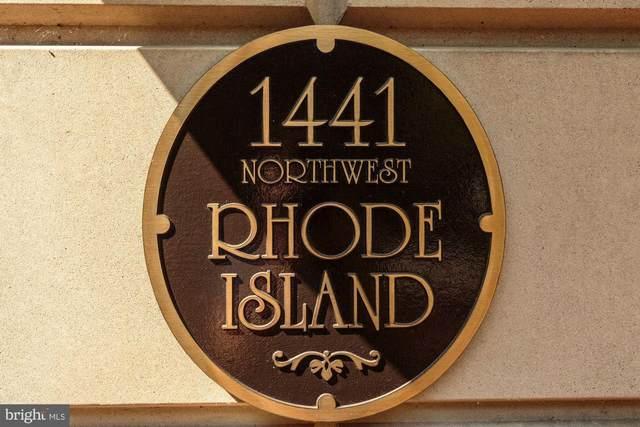 1441 Rhode Island Avenue NW #510, WASHINGTON, DC 20005 (#DCDC519094) :: Jim Bass Group of Real Estate Teams, LLC