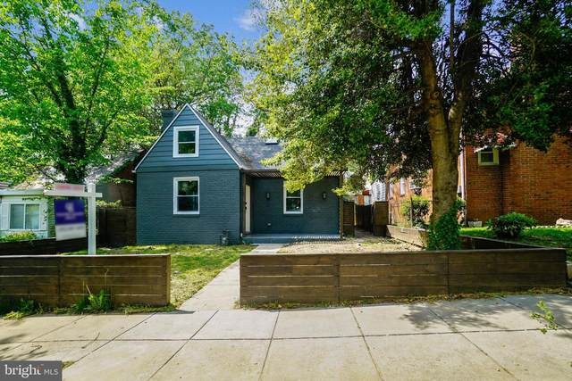 3981 1ST Street SW, WASHINGTON, DC 20032 (#DCDC519102) :: Corner House Realty