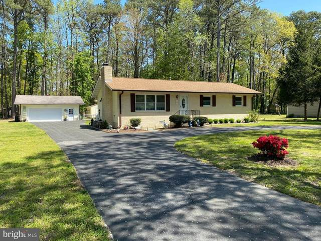 31898 Mount Hermon Road, SALISBURY, MD 21804 (#MDWC112750) :: Bright Home Group
