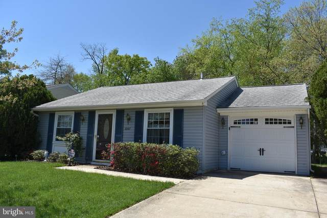 2147 Freemantle Court, WALDORF, MD 20602 (#MDCH224086) :: Corner House Realty