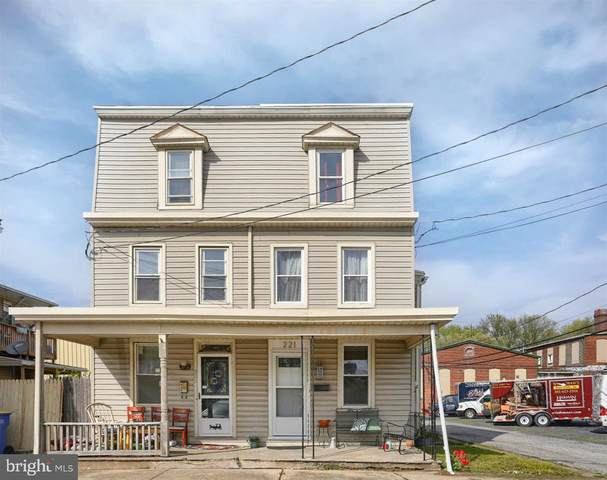 221 Market Street, NEW CUMBERLAND, PA 17070 (#PACB134346) :: Iron Valley Real Estate