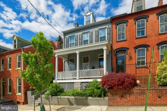 120 N Charlotte Street, LANCASTER, PA 17603 (#PALA181274) :: Liz Hamberger Real Estate Team of KW Keystone Realty