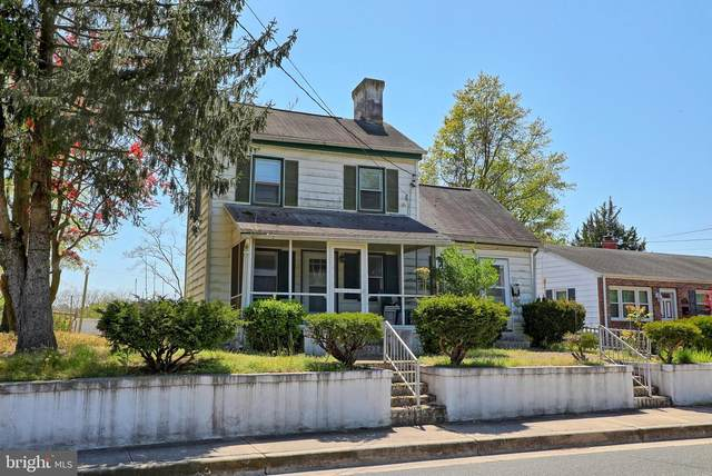 1052 W 6TH Street, LAUREL, DE 19956 (#DESU181908) :: CoastLine Realty