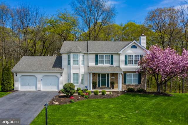 1449 Newtown Circle, MECHANICSBURG, PA 17050 (#PACB134350) :: TeamPete Realty Services, Inc