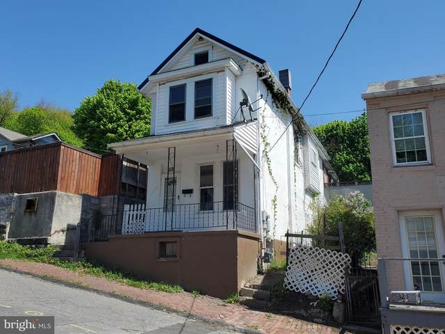 325 Davidson Street, CUMBERLAND, MD 21502 (#MDAL136850) :: Corner House Realty