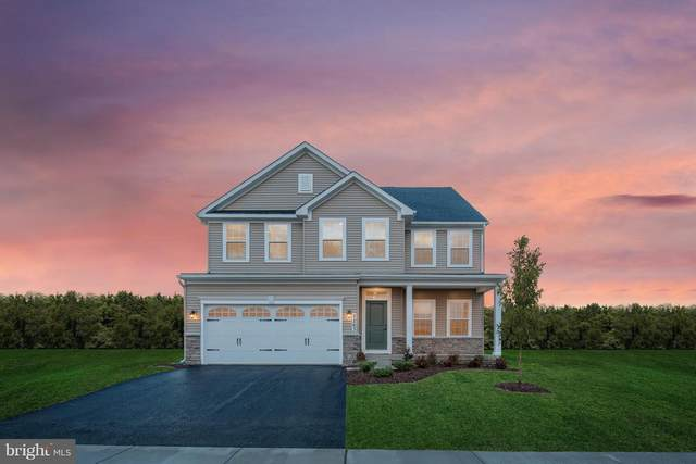 5319 Striped Maple Street, FREDERICK, MD 21703 (#MDFR281558) :: Dart Homes