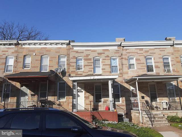 4026 Belwood Avenue, BALTIMORE, MD 21206 (#MDBA548796) :: The Miller Team