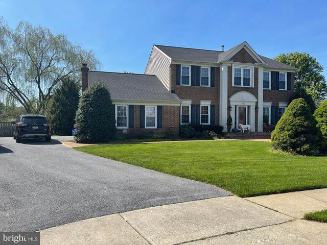 4504 Daly Manor Place, OLNEY, MD 20832 (#MDMC755454) :: Realty Executives Premier