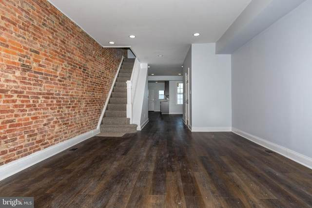 1619 E 29TH Street, BALTIMORE, MD 21218 (#MDBA548798) :: Dart Homes