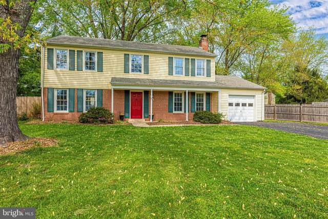 17405 Chiswell Road, POOLESVILLE, MD 20837 (#MDMC755458) :: The Riffle Group of Keller Williams Select Realtors