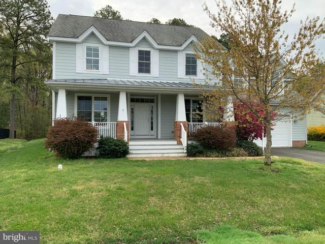 24969 Back Creek Drive, SAINT MICHAELS, MD 21663 (#MDTA141004) :: BayShore Group of Northrop Realty