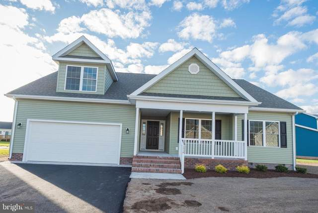 Lot 15 Layfield Woods Drive, DELMAR, MD 21875 (#MDWC112754) :: BayShore Group of Northrop Realty