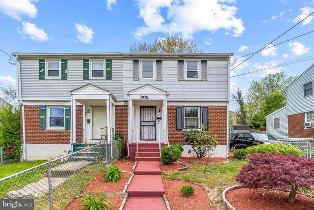 905 Comanche Drive, OXON HILL, MD 20745 (#MDPG604598) :: The Riffle Group of Keller Williams Select Realtors