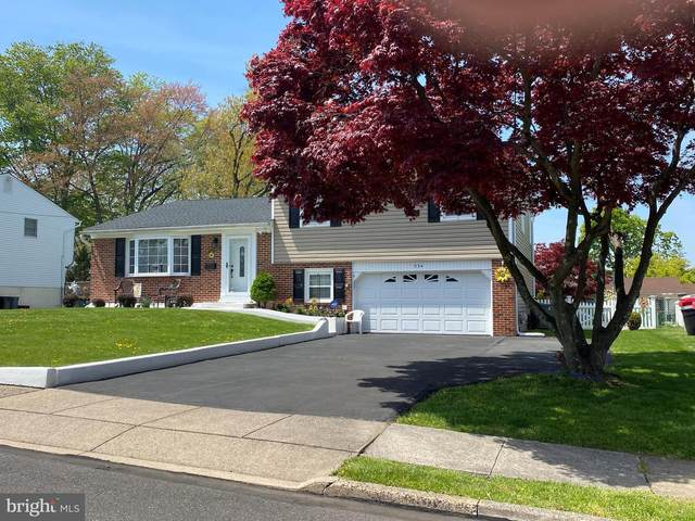 334 Rettop Place, WARMINSTER, PA 18974 (#PABU525950) :: ExecuHome Realty