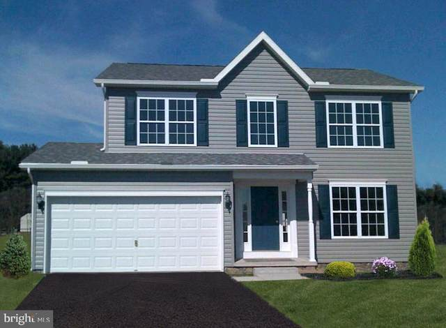 730 Ledger Lane, HANOVER, PA 17331 (#PAAD115888) :: TeamPete Realty Services, Inc