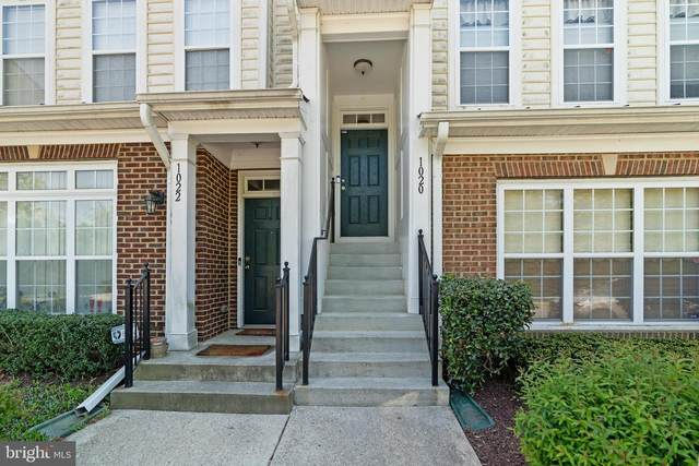 1020 Treeland Way #712, UPPER MARLBORO, MD 20774 (#MDPG604602) :: Jacobs & Co. Real Estate